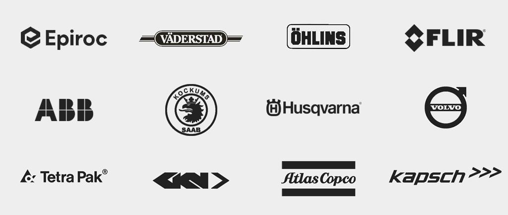 Våra kunder